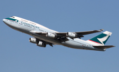 Linie lotnicze Cathay Pacific